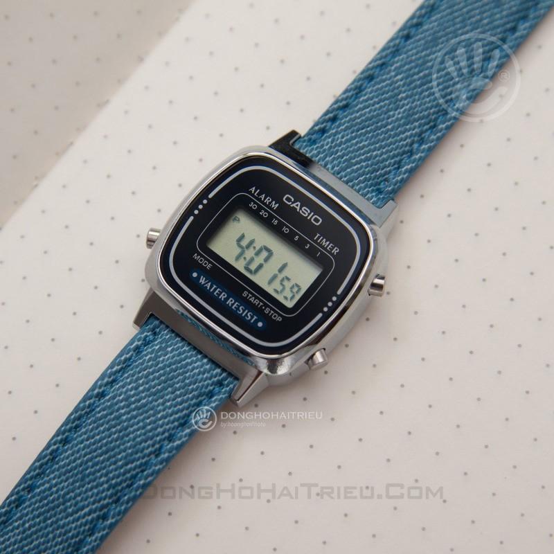 Đồng hồ nhỏ gọn, dễ sử dụng
