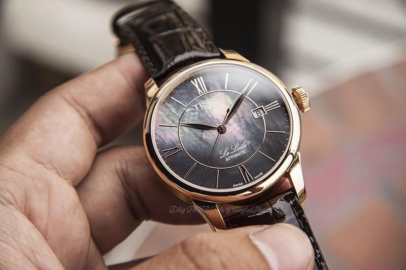 Lý do tại sao đồng hồ TISSOT 1853 LE LOCLE AUTOMATIC lại hot đến vậy - TISSOT T41.6.413