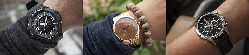 7 bí kíp phân biệt phong cách lịch lãm và thư sinh   Đồng hồ và Thời trang