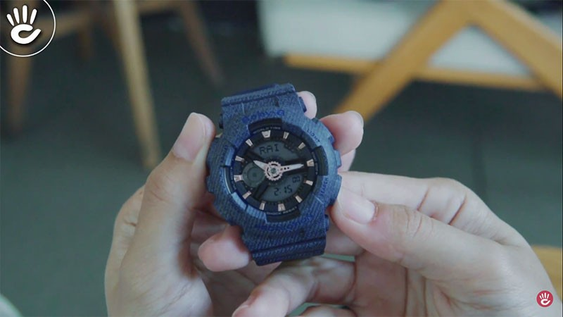 Hướng dẫn sử dụng các tính năng trên  chiếc đồng hồ Baby-G