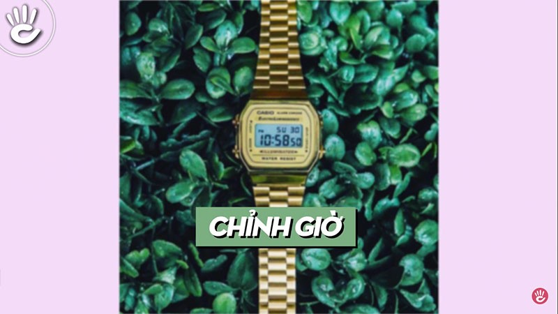 Review đồng hồ Casio nam, nữ A168WEGM màu vàng giá rẻ - A168WEGM-9DF