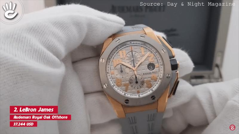 Top 10 đồng hồ VĐV nổi tiếng thế giới đang sử dụng? Đắt cực kỳ!!!