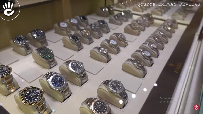 Những sai lầm đàn ông hay mắc phải khi mua đồng hồ