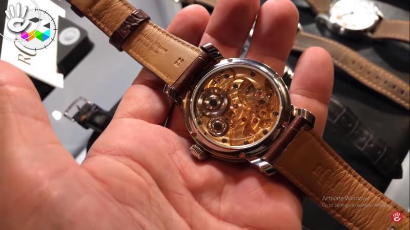 WatchTime New York 2018 - Sự kiện triễn lãm đồng hồ lớn nhất thế giới