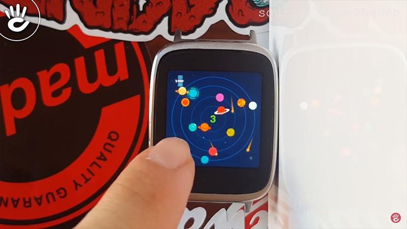 Những tựa game hay trên đồng hồ thông minh Smartwatch 2018
