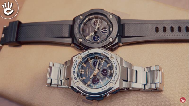 So sánh giữa S300 (bên trên) với S310 (bên dưới)