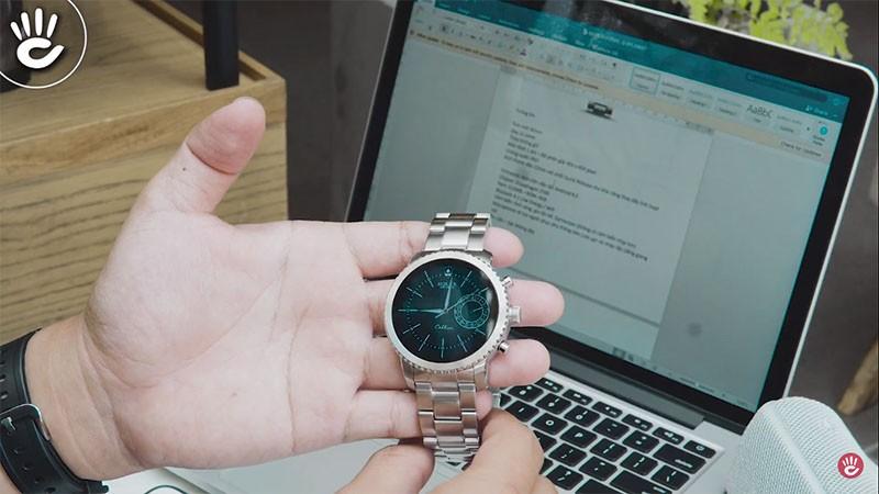 Chiếc đồng hồ mang phong cách thời thượng được tích hợp nhiều tính năng hữu ích, hiện đại - Fossil Gen 3 Q Explorist