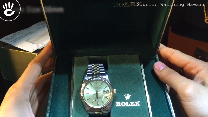 Chiếc Rolex Datejust của Martin Luther King Jr