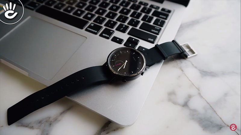 "Đồng Hồ ""Lai"" MISFIT Hybrid Watch COMMAND Giá Chỉ 4 Triệu"