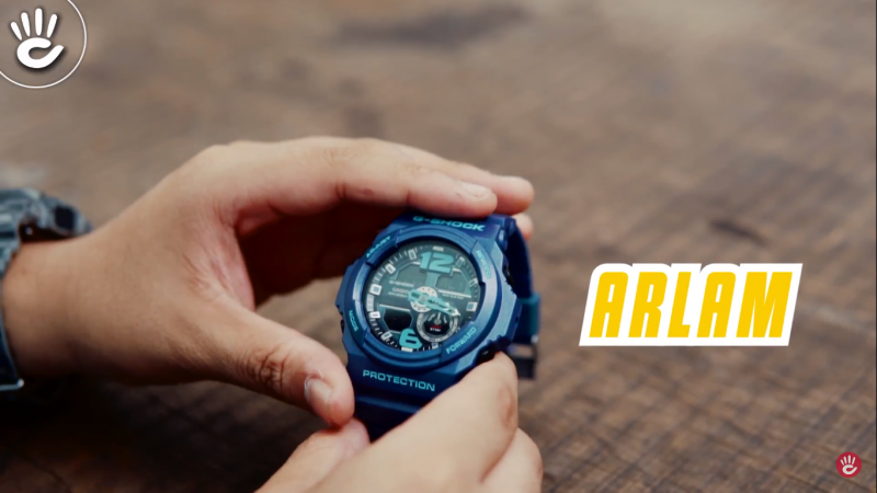 Hướng Dẫn Chi Tiết Cách Sử Dụng Đồng Hồ G-Shock GA-310-2ADR