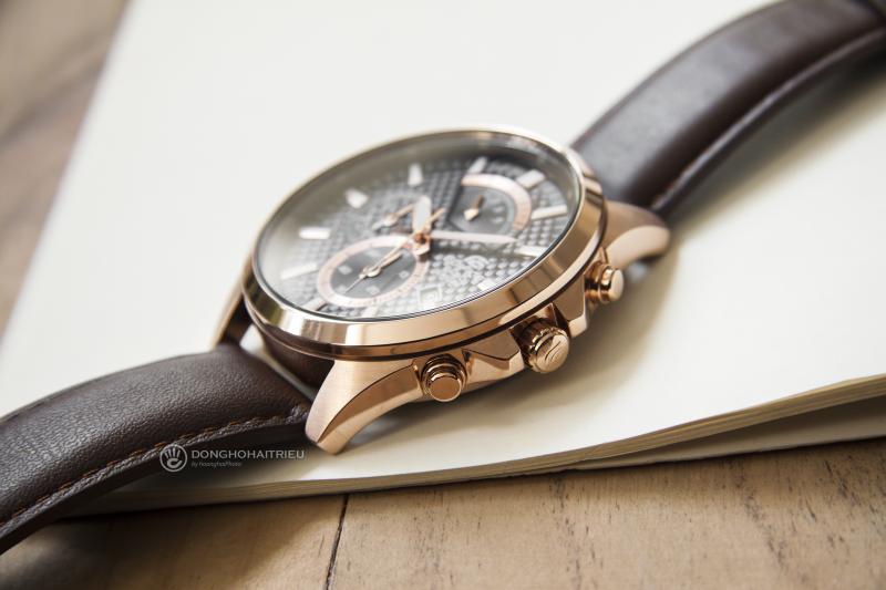 Chiếc đồng hồCASIO EFV-530GL vừa phù hợp cho nhân viên văn phòng, vừa phù hợp với các môn thể thao cá tính, mạnh mẽ - EFV-530GL-5AVUDF
