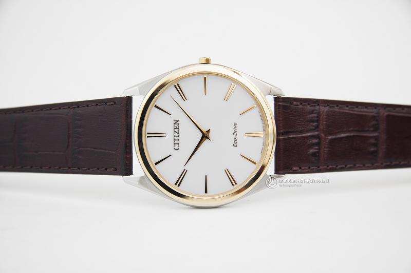 Mẫu đồng hồ thanh lịch và sang trọng dành cho nam giới