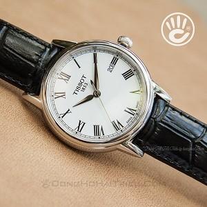 Chiếc đồng hồ máy pin theo phong cách cổ điển