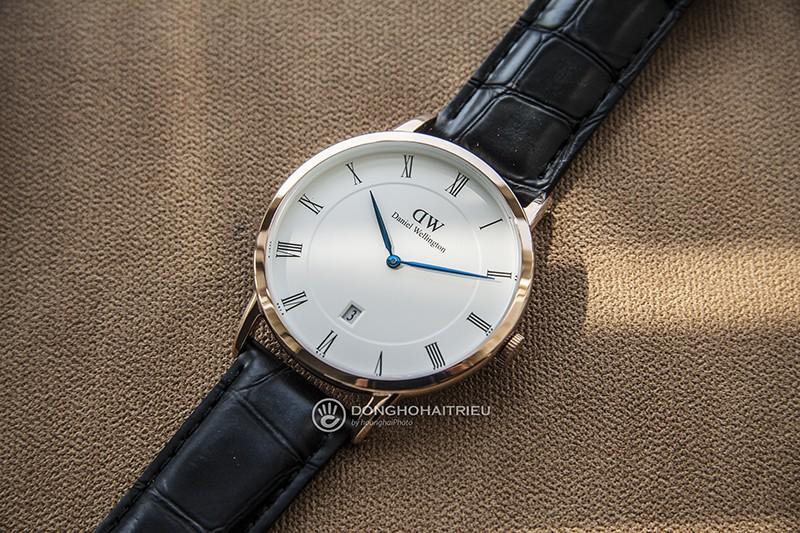 Cách chọn size mặt đồng hồ DW phù hợp với cổ tay nam và nữ - DW00100107