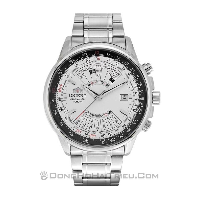 Sản phẩm đồng hồ lịch vạn niên của thương hiệu Orient