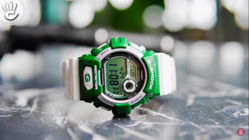 Những chiếc đồng hồ Casio G-Shock cho anh em mệnh hỏa - G-Shock G-8900CS-3DR