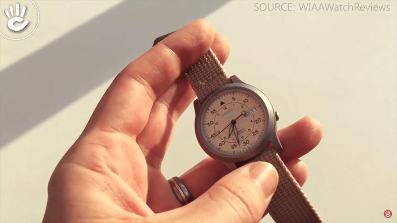 Top 5 bí ẩn về đồng hồ Seiko 5 quân đội mà ít ai biết - Khám phá ngay!
