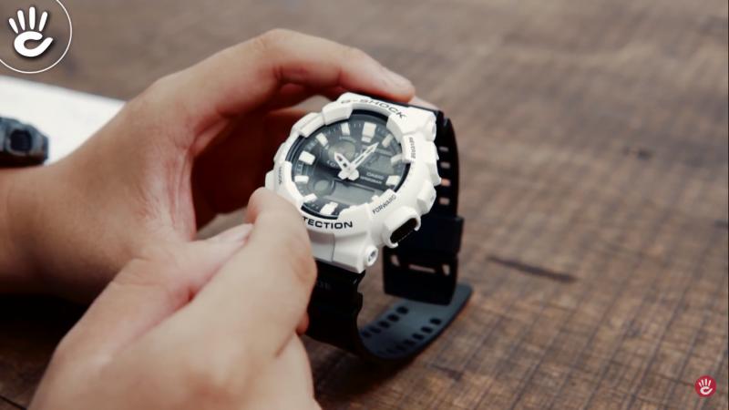 Chiếc đồng hồ đa chức năng của G-Shock