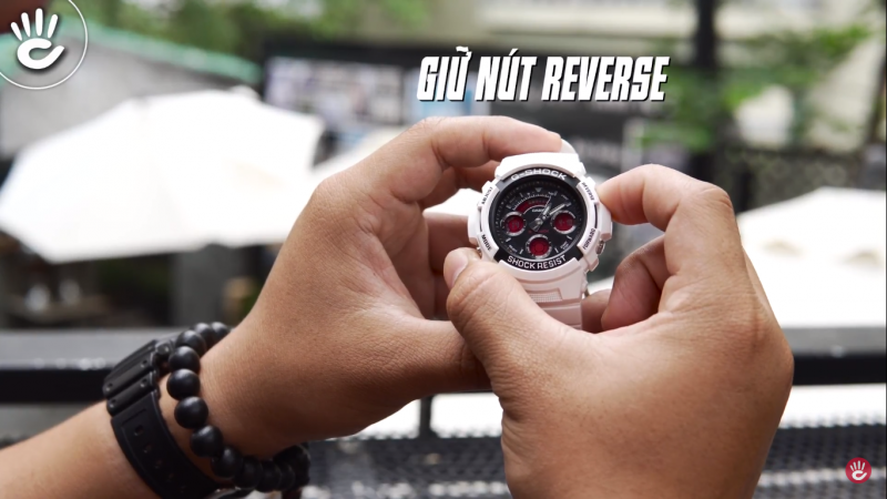 Hướng Dẫn Cách Sử Dụng Đồng Hồ Casio G-Shock AW-591SC-7ADR