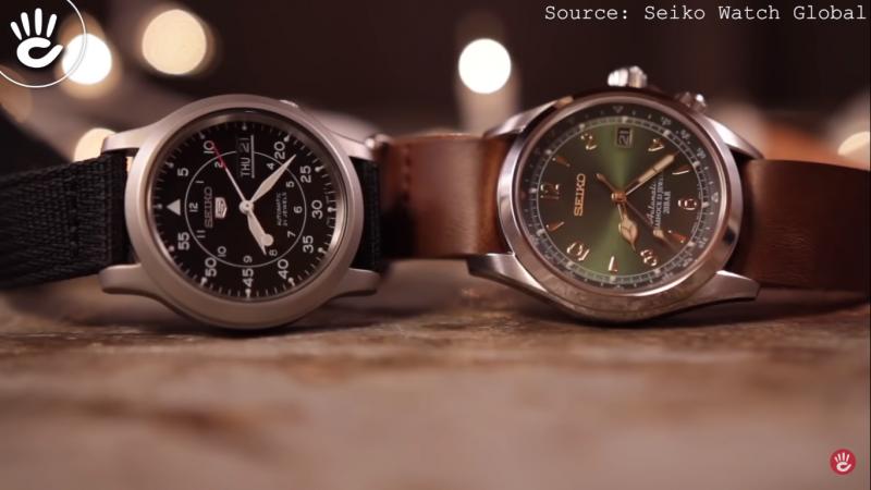 So sánh đồng hồ cơ Nhật Bản và Thụy Sĩ - Kẻ tám lạng người nửa cân