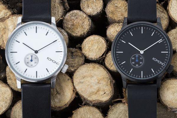 Bộ đôi đồng hồ Komono giá rẻ