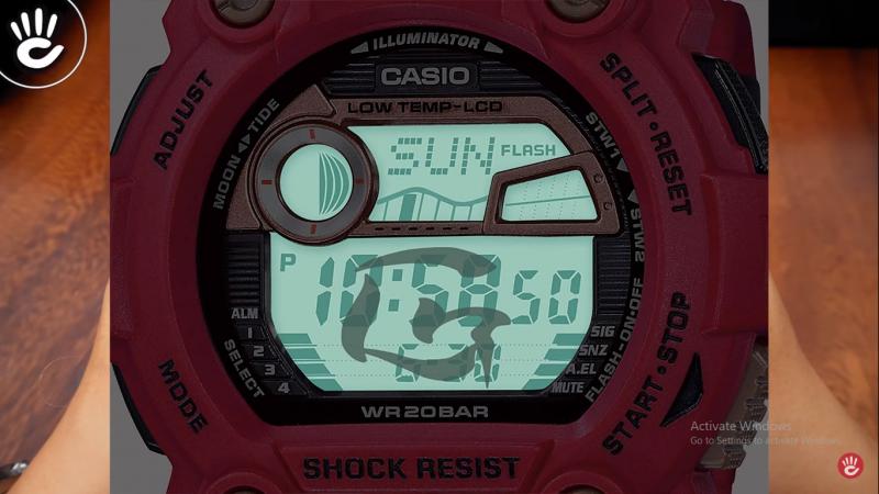 So sánh đồng hồ G-SHOCK G-7900 vs G-7900SLG-4 bản Thất Phúc Thần
