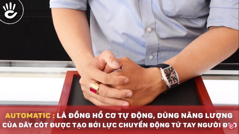 Hướng Dẫn Toàn Tập Về Cách Lên Dây Cót Cho Đồng Hồ Cơ