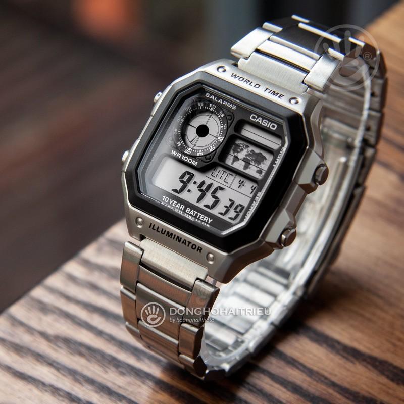 Đồng hồ Casio là thương hiệu cuả Nhật Bản