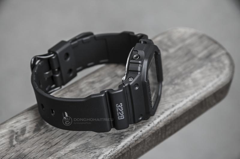 Chiếc đồng hồ DW-5600MS có những chức năng cơ bản đủ đáp ứng nhu cầu của người dùng - DW-5600MS-1DR