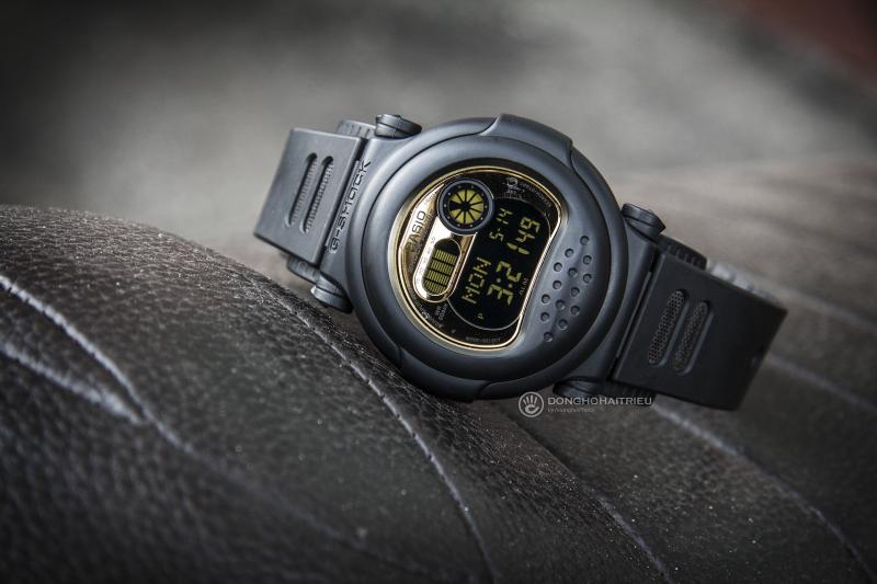 """Vẻ ngoài chiếc đồng hồ này rất """"dị"""", không giống như những chiếc G-Shock khác - G-001CB-1DR"""