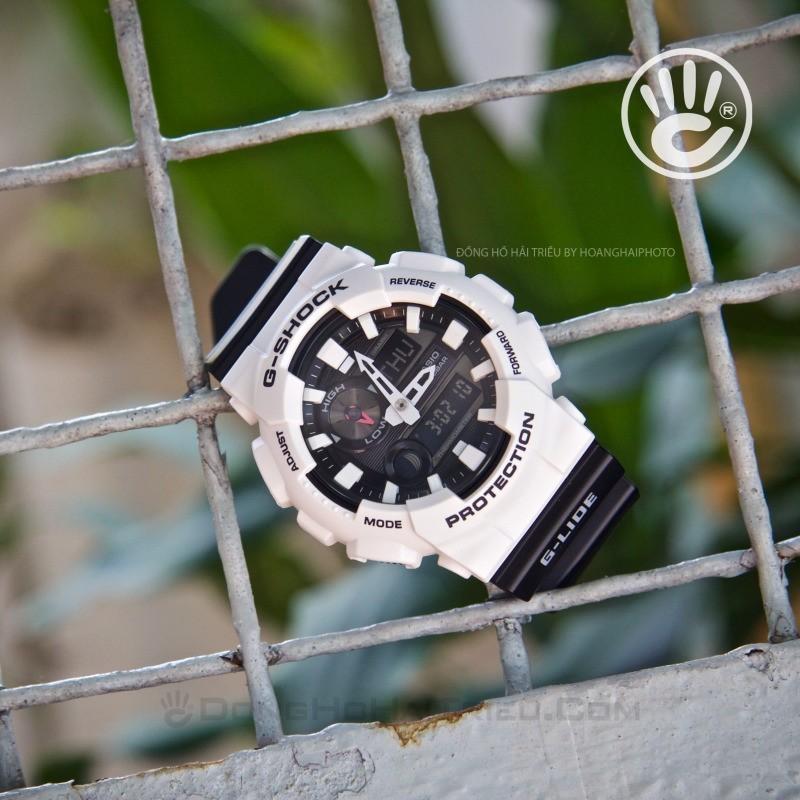 Khi phối cùng những trang phục theo phong cách năng động rất phù hợp với chiếc đồng hồ