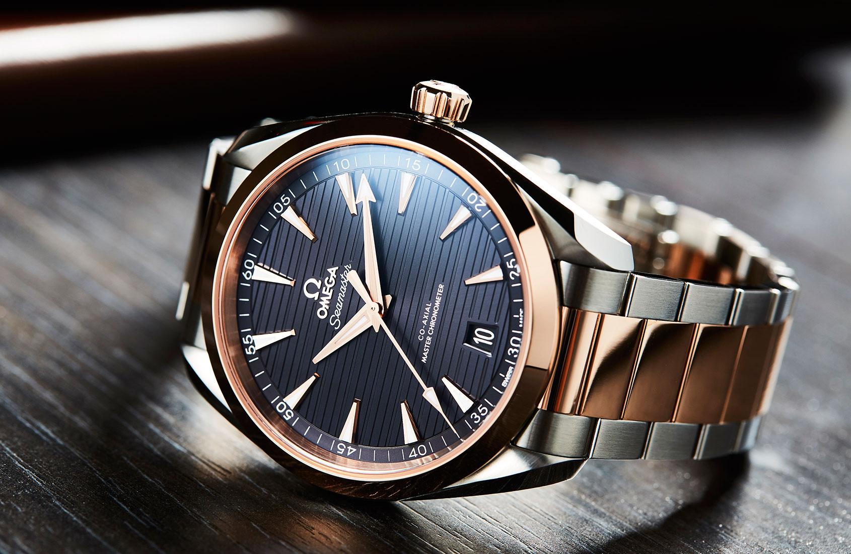 Chiếc đồng hồ có họa tiết Guilloche vô cùng lạ mắt