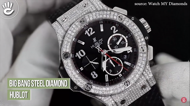 Những chiếc đồng hồ đắt đỏ của các siêu sao sân cỏ