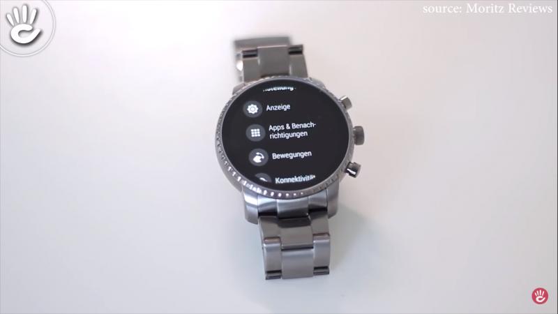 Nhìn lại những tính năng đồng hồ thông minh của Fossil để dự đoán một chiếc Pixel watch của Google