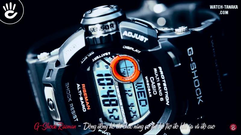 Giải Đáp Thắc Mắc: Đồng Hồ G-Shock Chính Hãng Giá Bao Nhiêu?