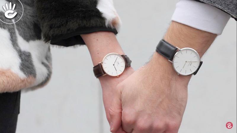 Đồng hồ Daniel Wellington - Món quà ý nghĩa cho người bạn yêu thương