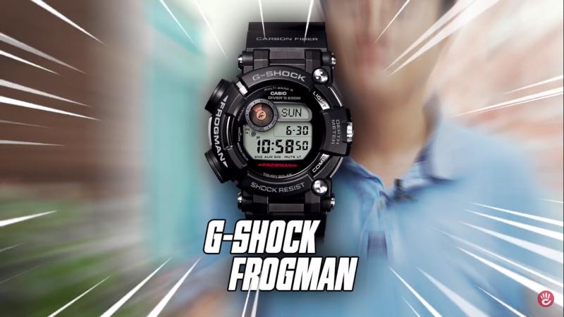 Tại Sao Tất Cả Ảnh Quảng Cáo Đồng Hồ G-Shock Hiển Thị 10:58?