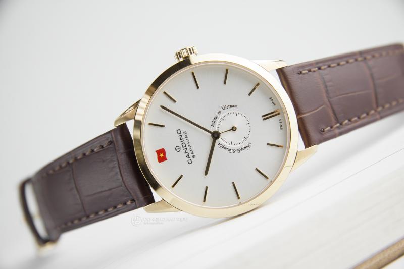 Đồng hồ nam Candino C4471/P chất liệu cao cấp, kiểu dáng mạnh mẽ sang trọng