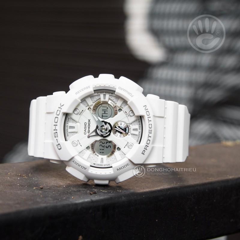 Chiếc đồng hồ G-Shock đa tính năng, tiện dụng