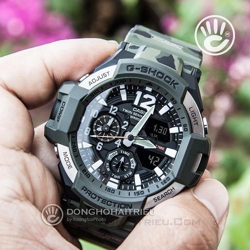 Chiếc đồng hồ G-Shock GA-1100