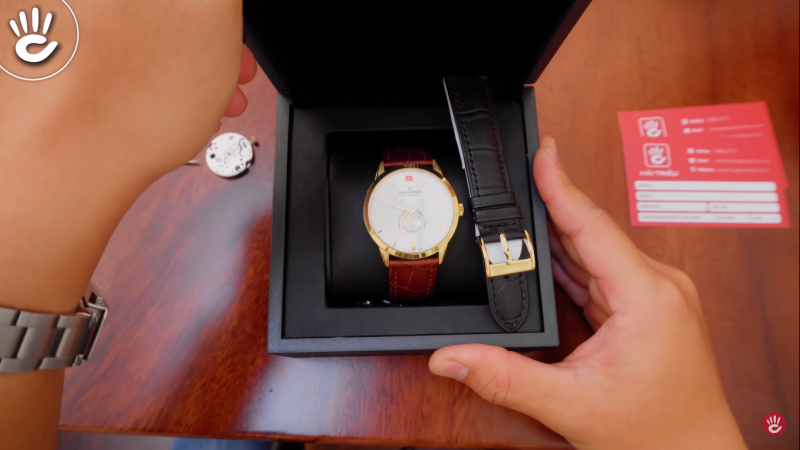 Đồng hồ Candino C4471/P - Phiên bản limited dành riêng cho Việt Nam