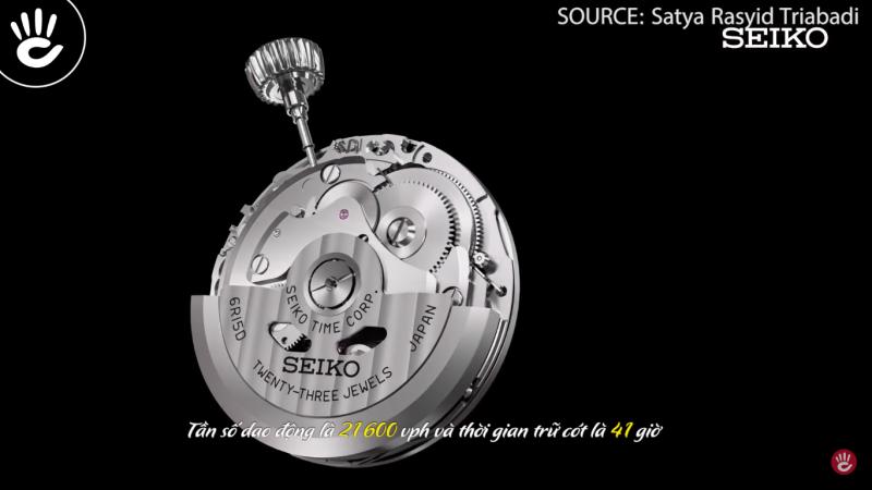 Đồng Hồ Orient SAF02001S0 Và Seiko SRPB43J1 Giá Trên 10 Triệu Đồng