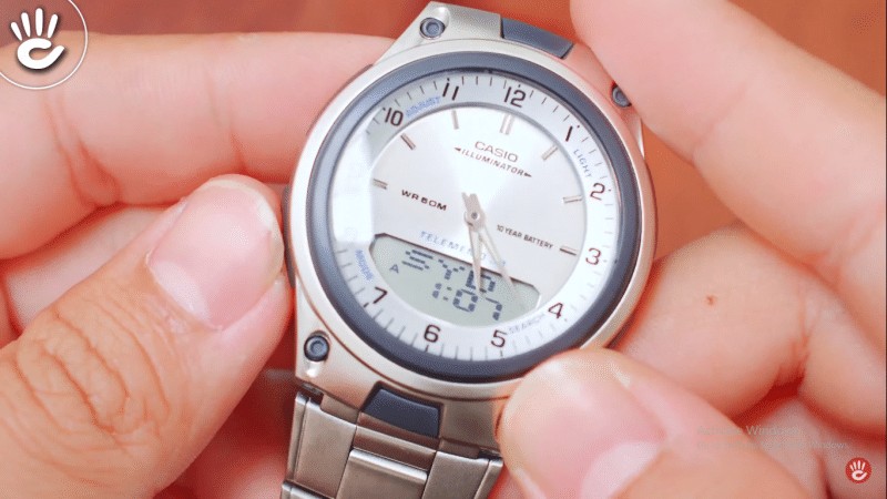 Hướng dẫn sử dụng đồng hồ Casio AW-80D-7AVDF