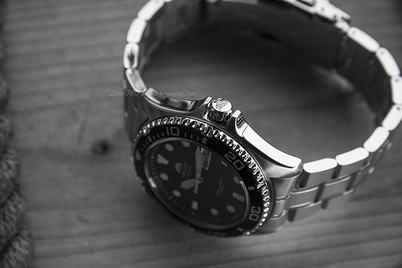 OrientFAA02004B9 là một chiếc đồng hồ lặn với những quy chuẩn chặt chẽ về chất lượng về độ bền và độ ổn định