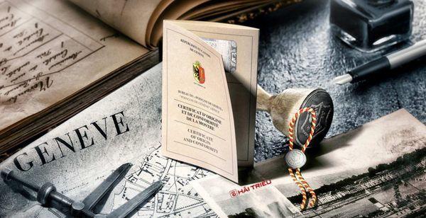 Một vài thương hiệu có con dấu Geneva có thể kể đến điển hình nhưRoger Dubuis, Vacheron Constantin , Chopard, Cartier,…
