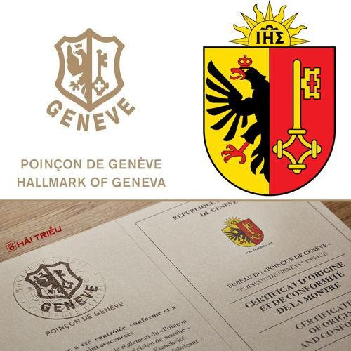 Geneva Sealhay còn gọi là Geneva Seal/ Poincon de Genève/ Hallmark Geneva
