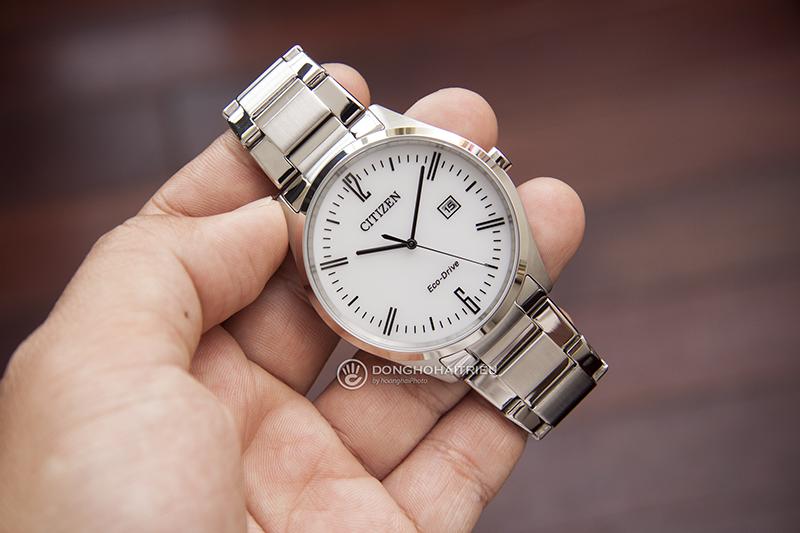 Citizen BM7350-86A thiết kế tối giản đã quá nổi tiếng và thành công trên những mẫu đồng hồ như Daniel Wellington