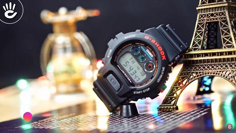 G-Shock đã quá nổi tiếng với độ bền từ những chiếc đồng hồ G-Shock của mình