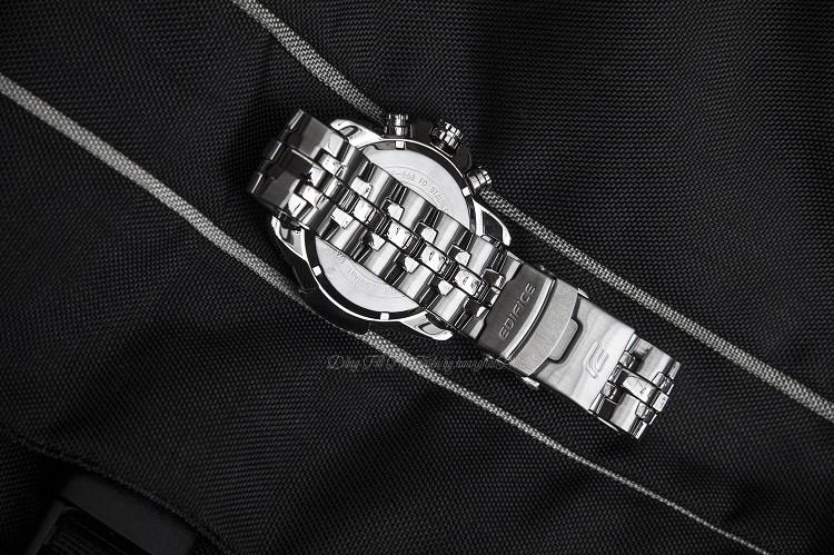 Đồng hồ Casio EF-558D-1AVUDF Pin Sử Dụng Lên Đến 5 Năm Hình 4