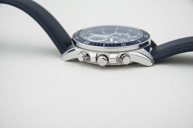 Đồng hồ Casio EFR-552L-2AVUDF Chronograph Đầy Lịch Lãm Hình 2